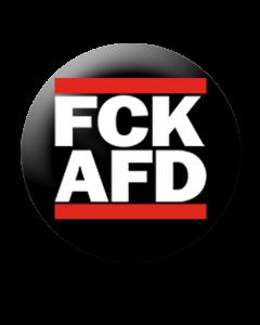 KEIN BOCK AUF NAZIS 'FCK AFD' Button