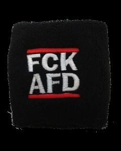KEIN BOCK AUF NAZIS 'FCK AFD' Schweißband