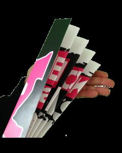 KEIN BOCK AUF NAZIS 'Logo' 10er Klatschpappen-Set