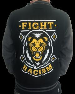 KEIN BOCK AUF NAZIS 'Lion' Collegejacke