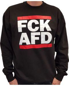 KEIN BOCK AUF NAZIS 'FCK AFD' Sweater
