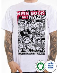 KEIN BOCK AUF NAZIS 'Together' T-Shirt